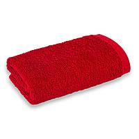 Махрові серветки 400г/м2 червоні 30Х45см