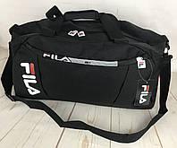 Красивая спортивная сумка  Fila.Сумка для тренировок. Дорожная сумка КСС31