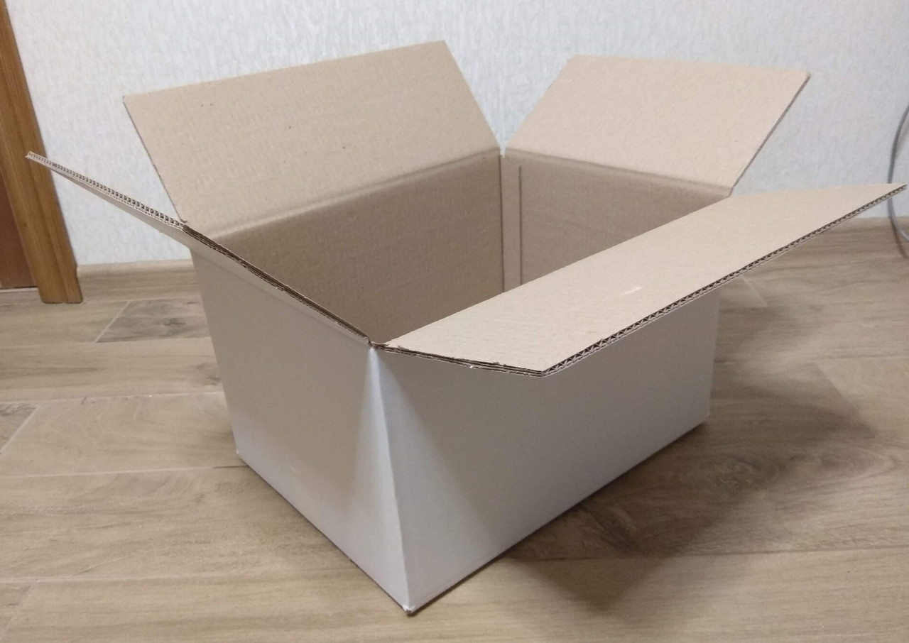 Ящик для Ореха на 10 кг. 380x280x230 мм. Ящик для грецких орехов