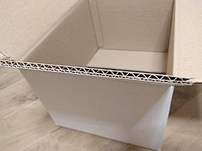 Ящик для Ореха на 10 кг. 380x280x230 мм. Ящик для грецких орехов, фото 2