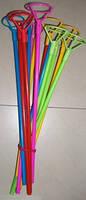 Для фольгированных шаров палочки d=6см