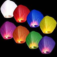 Небесные фонарики размер 33х40х85 см