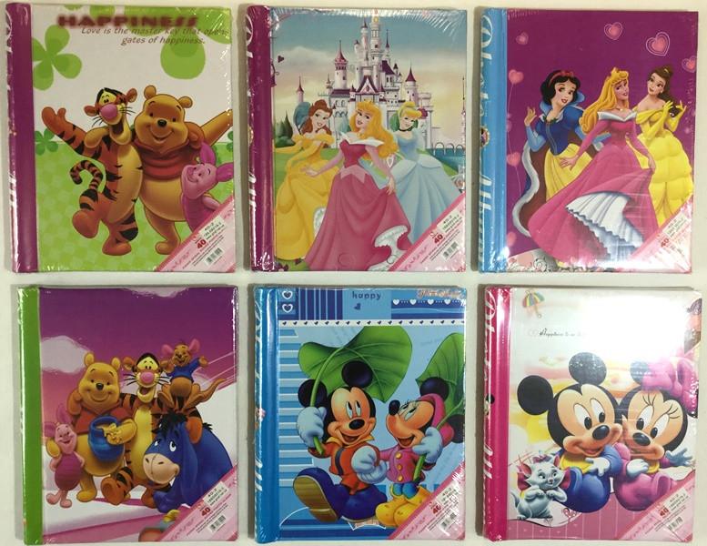 Фотоальбом Disney на 40 магнитных страниц