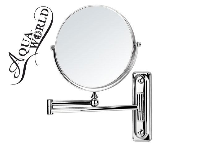 Зеркало косметическое, настенное Aqua-World КСА011.02