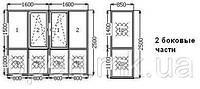 Монтаж балконов металлопластиковых