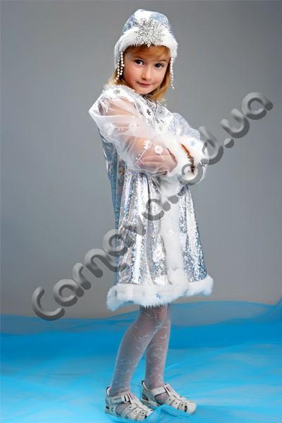 Карнавальный костюм Снегурочка детский, цена 550 грн ... - photo#23