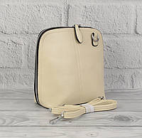 Клатч, сумочка через плечо Bl. Balli 1127-67 светло-бежевая, фото 1