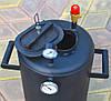 Автоклав бытовой для консервирования Троян-24 с датчиками и книгой рецептов на 10 л банок огневой, фото 4