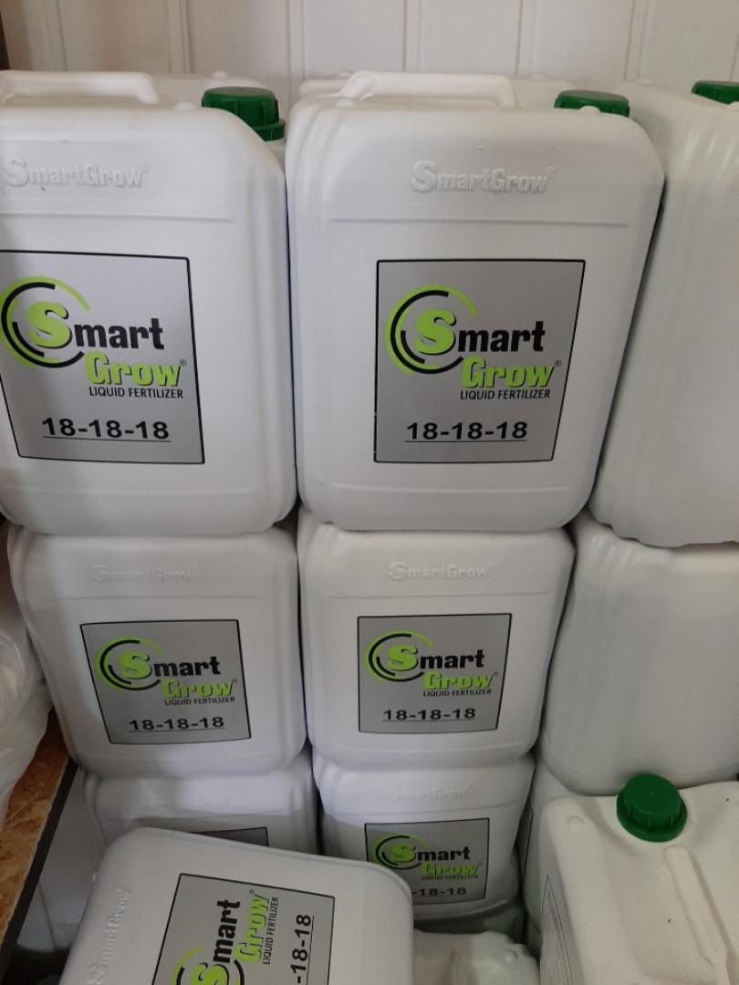 Удобрение 18-18-18 SmartGrow  10 литр