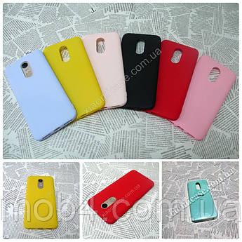 TPU чехол Candy накладка бампер для Xiaomi (Ксиоми) RedMi 5 Plus (4 цвета)