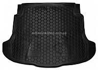 Резиновый коврик багажника Honda CR-V 2007- Avto-Gumm