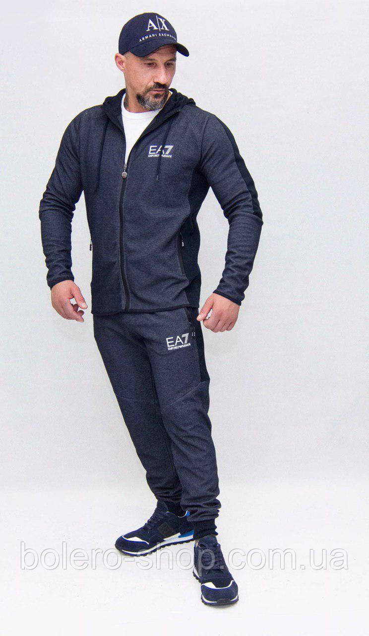 Спортивный костюм Armani ЕА7 темно-серый