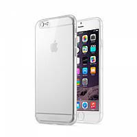 """Чехол силиконовый Ультратонкий Epik для iPhone 6/6S (4,7"""") Прозрачный"""
