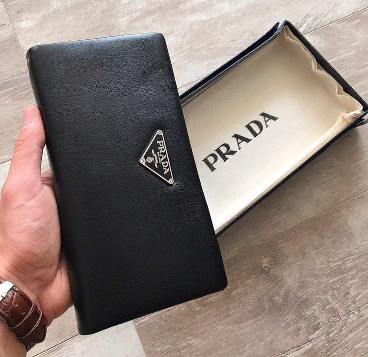 Клатч Prada P0104 черный