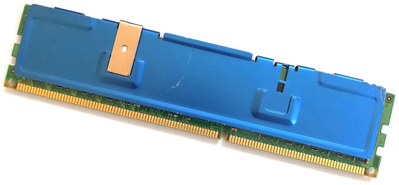 Игровая оперативная память Samsung DDR3 4Gb 1333MHz PC3 10600U CL9 Б/У