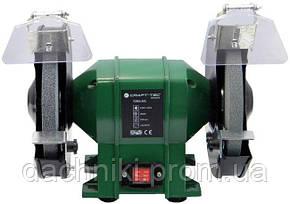 Точильний верстат Craft-Tec PXBG-206, 200мм, фото 2