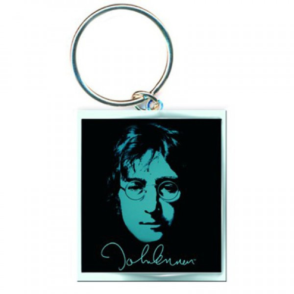 "Брелок ""John Lennon-Photo Print"""