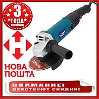 Угловая шлифмашина Зенит ЗУШ-125/1100 РС Профи