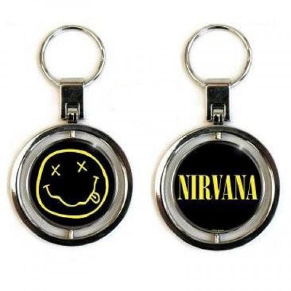 """Брелок """"Nirvana: Smiley"""""""