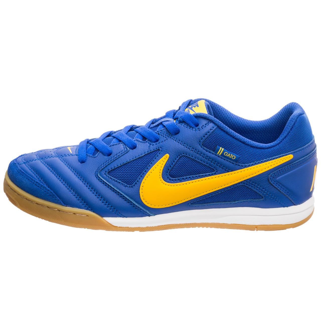 Футзалки (бампы) Nike SB Gato AT4607-400 - Оригинал