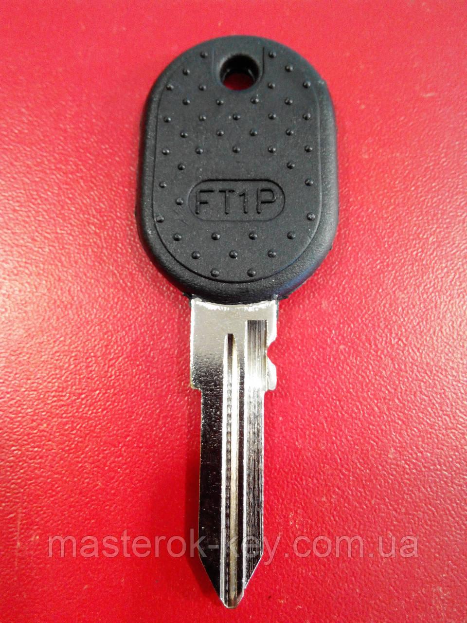 Заготовка автомобильного ключа FIAT - FI6IP1