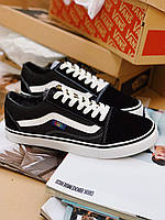 Кеды Vans Old Skool Black&White, фото 1