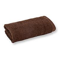 Махрові серветки 400г/м2 темно-коричневі 30Х50см