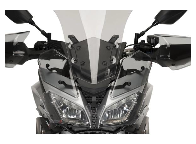 Дефлектори скло боковое PUIG к мотоциклу Yamaha MT-09 Tracer