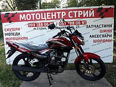 Мотоцикл Forte FT-200 23N (красный), фото 2
