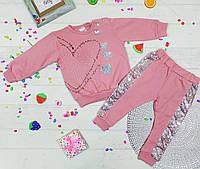 Стильный костюм для малышей 9,12 месяцев, фото 1