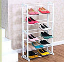 Полка для обуви Amazing Shoe Rack на 30 пар, фото 4