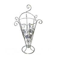 Корзина для сушки зонтов  №1 белая, фото 1