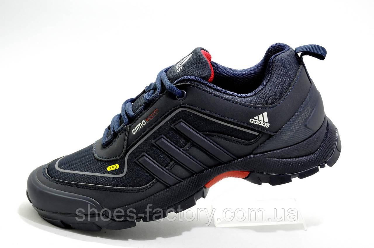 Мужские кроссовки в стиле Adidas Terrex 350, Climawarm Dark Blue