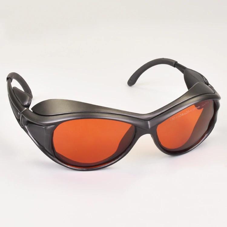 Очки защитные LSG-1 оправа 2 190-540 и 800-1700 nm. O.D.6+ для лазера диодного,неодимового, Ю.Корея