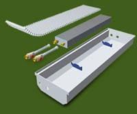 Конвектор внутрипольный с естественной конвекцией КПЕ.306