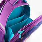 Рюкзак школьный каркасный Kite Education Wood fairy 20 л Фиолетовый K19-531M-2, фото 8