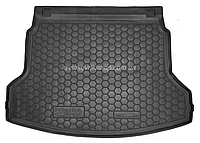 Резиновый коврик багажника Honda CR-V 2012- Avto-Gumm