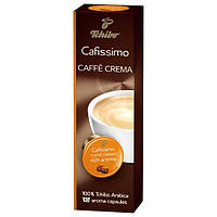 Кофе в капсулах Tchibo Cafissimo Caffe Crema Rich Aroma, 10шт.