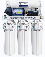 Система обратного осмоса BIO+systems RO-50-SL03-NEW