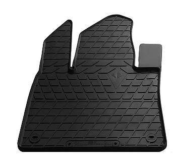 Водительский резиновый коврик для Citroen C4 Picasso 2013- Stingray
