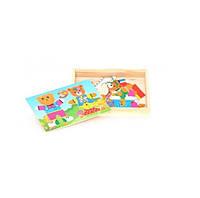 Деревянная игра Руди Два медведя (33058)