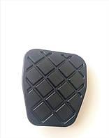 Оригинальная накладка на педаль сцепления Шкода Октавия А7 Octavia A7 накладки на педали SkodaMag, фото 1