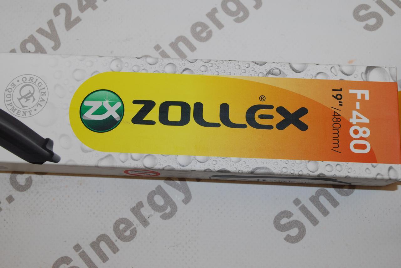 """Zollex F 480 Щетка бескаркасная Ultra Soft Line 19"""" (480мм)"""