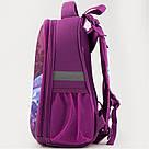 Рюкзак школьный каркасный Kite Education Princess 20 л Фиолетовый (K19-531M-1), фото 6
