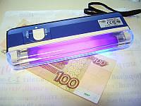 Детектор валют портативный ручной лампа DL01, фото 1