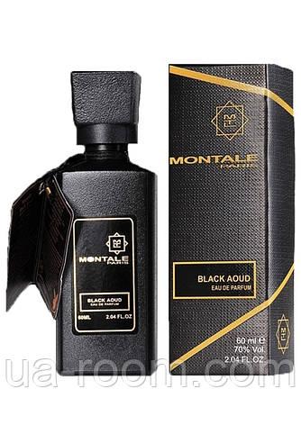 Мини-парфюм 60 мл. Montale Black Aoud, фото 2