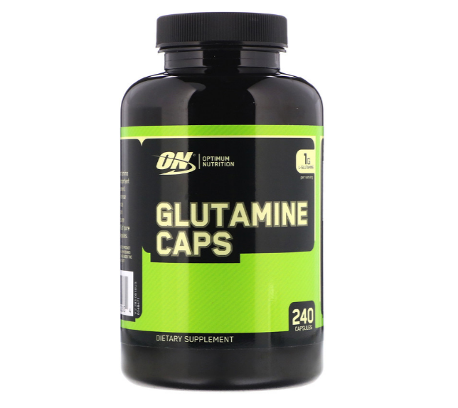 Глютамин Optimum Nutrition Glutamine 1000 (240 капс)