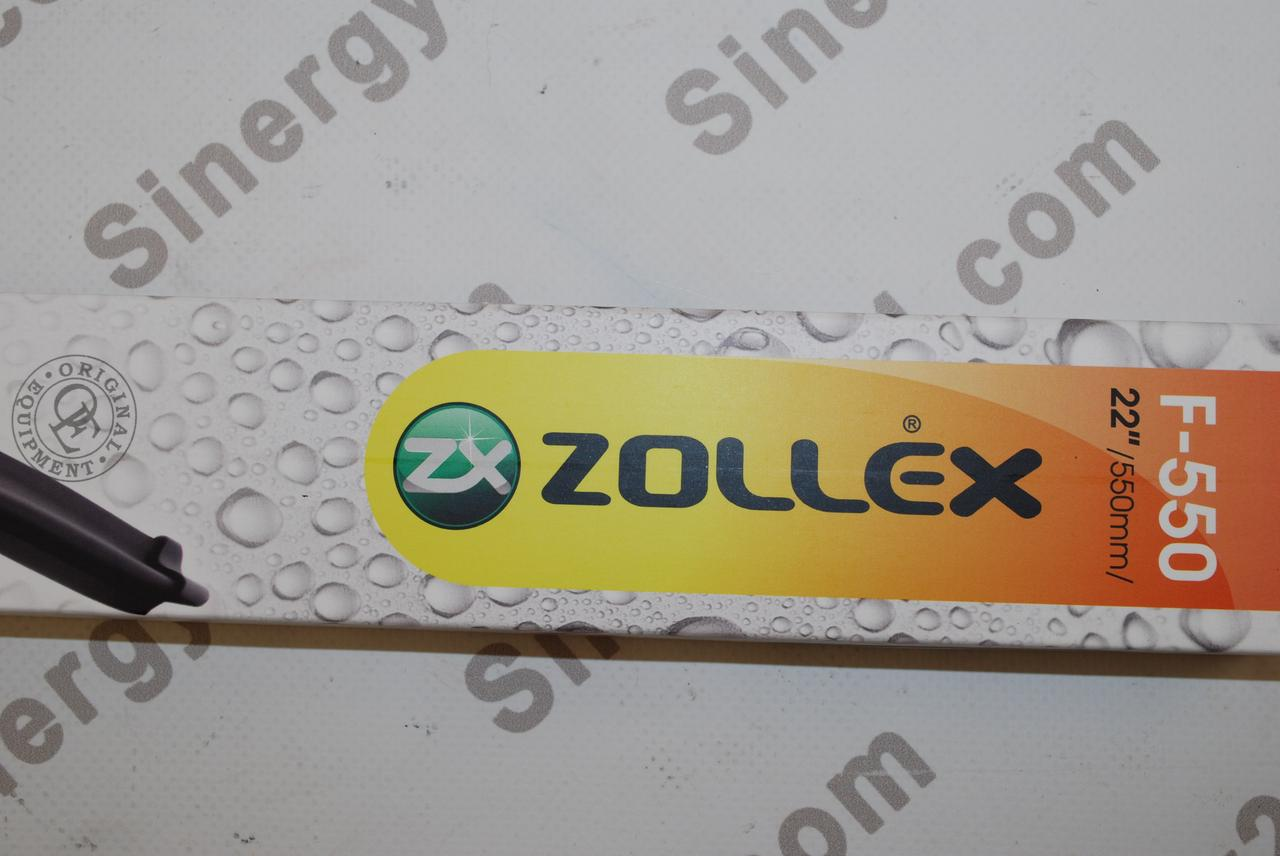 """Zollex F 550 Щетка бескаркасная Ultra Soft Line 22"""" (550мм)"""