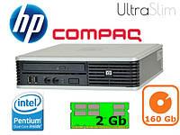 Системный блок HP dc7800 usff (2 ядра/2Gb DDR2/160Gb)