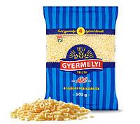 Упаковка макарон из 4 яиц Gyermelyi  Азбука 500г (5997132559023) 20 шт* 500 г.